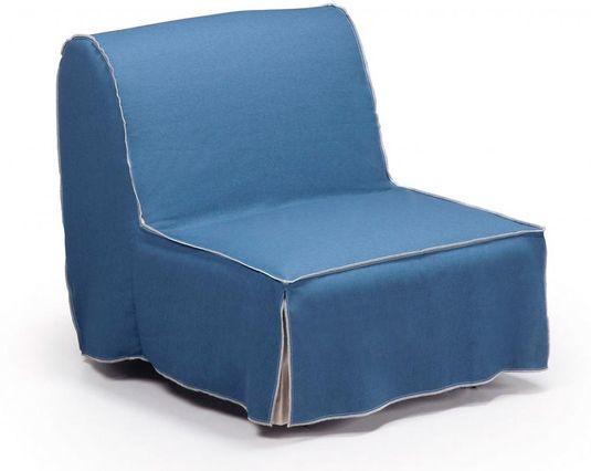 1 Persoons Bedbank.Bedbank Jolly Loungestoel 1 Persoon Stoel Blauw La Forma Lil Nl